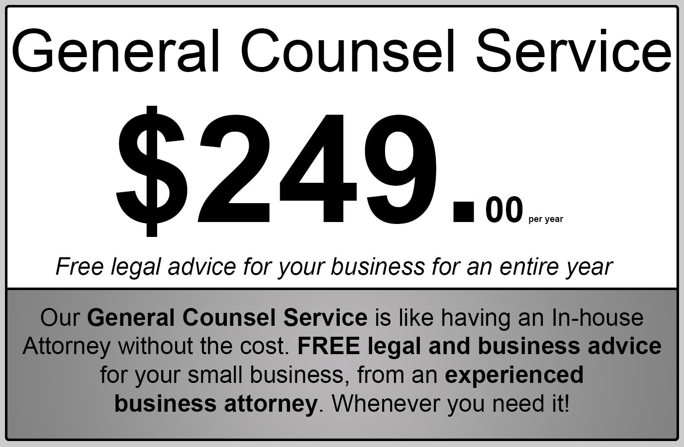 dowd business law