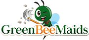 Welcome to Green Bee Maid Service Logo
