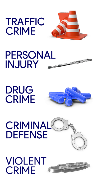 Personal Injury and Violent Crime
