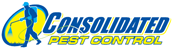 Welcome to Consolidated Pest Control Logo